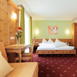 Zimmer im Hotel Enzian